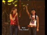 t.A.T.u. — «Нас не догонят» (Live @ Премия Муз-ТВ 2006) (DVD-версия)